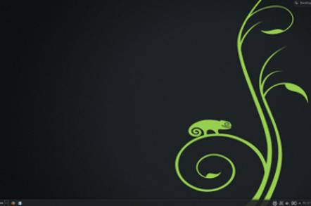 opensuse 13 beta 1 screen shot