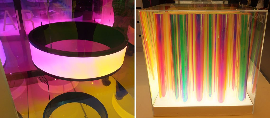 Lighting Bods Blind Designophiles With Led Powered Lounge
