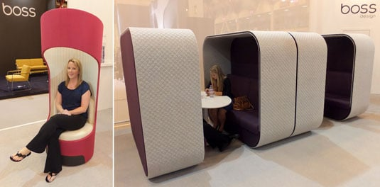 Boss Design Group Cega And Cocoon Furniture