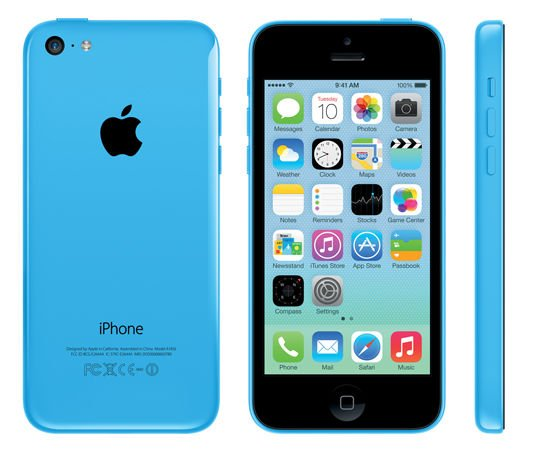 Great Fall of China: iPhone 5C sales lag as blinged-up 5S ...