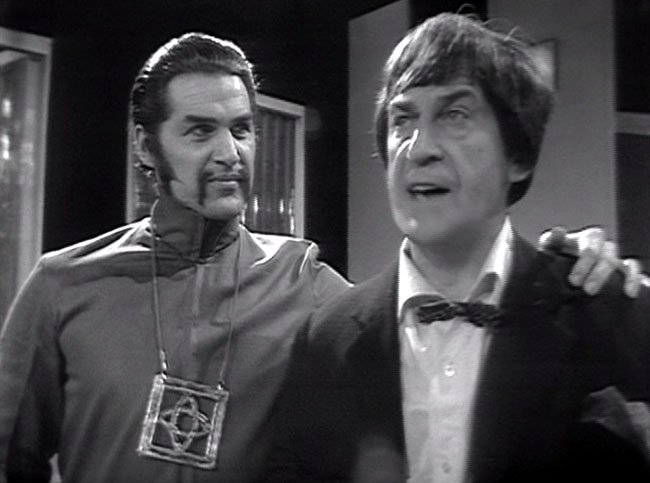 The War Chief and the Doctor