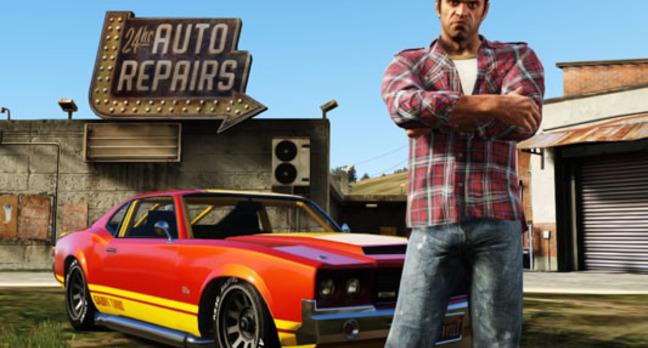 Grad Theft Auto 5