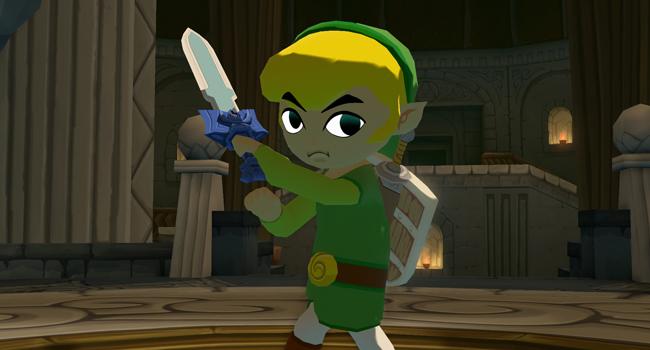 Legend of Zelda: Wind Walker