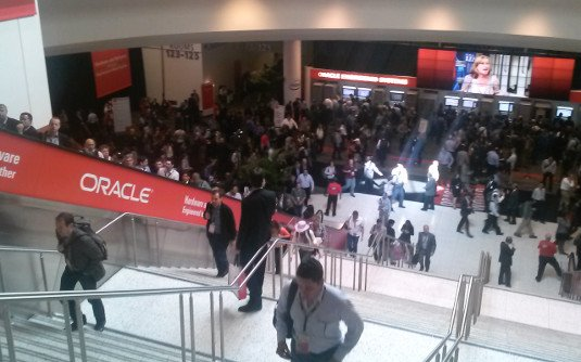 Oracle_walkout
