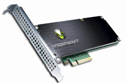 Virident FlashMAX II Capacity