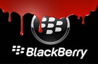 BlackBerry bleeding