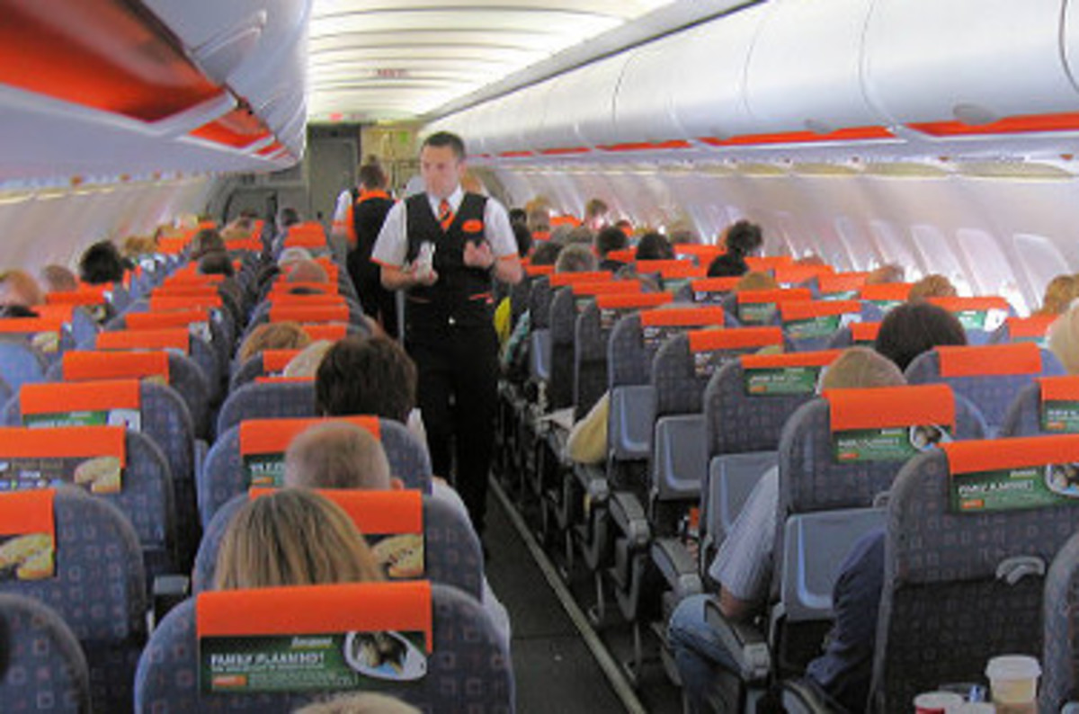 Easyjet Wanted To Fling Me Off Flight For Diss Tweet