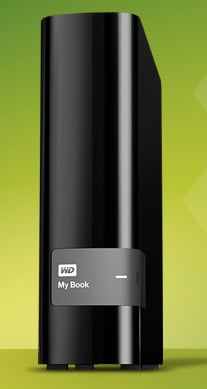 WD My Book 4TB