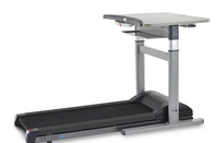 The TR1200DT-7 treadmill desk
