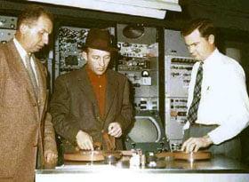 BCE video days: Jack Mullin, Bing Crosby and Wayne Johnson