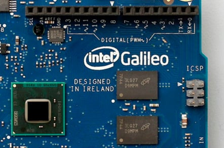 The life of Pi: Intel to give away Arduino-friendly 'Galileo' tiny