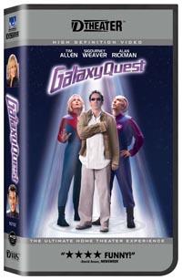 D-VHS movie