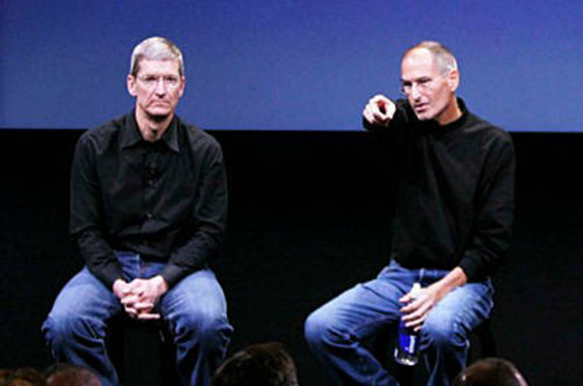 Two Years After Steve Jobs Death How S That New Ceo