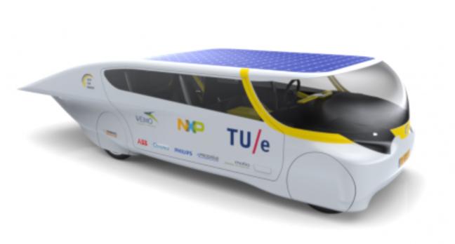 Solar Team Eindhoven's Stella
