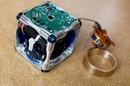 M-Block self-assembly robot