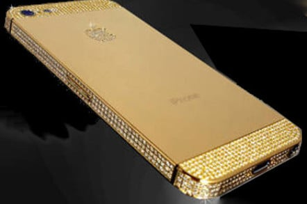 apple s first iphone now costs more than golden mobe 5s the register