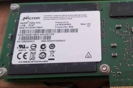 Micron PCI-E Flash