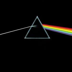 PInk Floyd Dark Side album cover