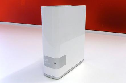 Do-it-yourself Dropbox: Western Digital's My Cloud 2TB NAS box • The