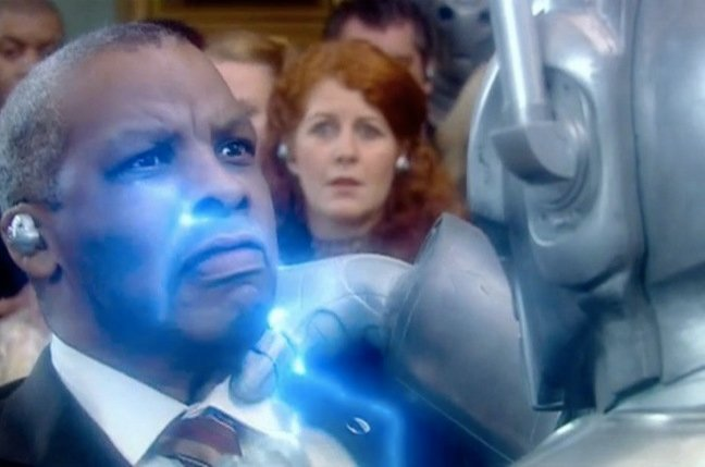 Doctor Who: Rise of the Cybermen