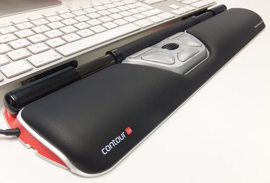 Contour Design Roller Mouse Re:d