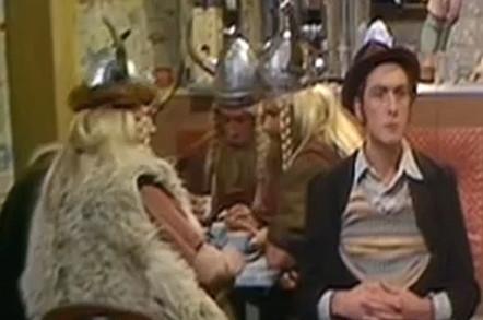 Monty Python's singing Vikings