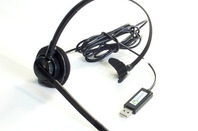 Nuance Dragon Dictate headset