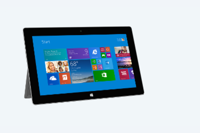 Surface 2 teaser