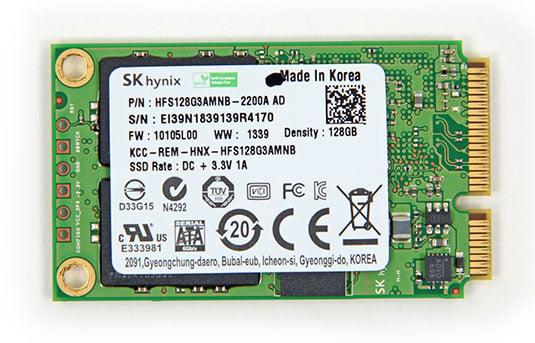 Surface Pro 2's SK Hynix SSD