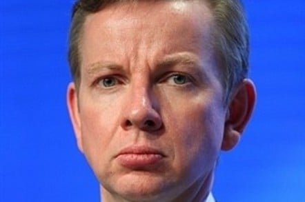 Michael Gove headshot