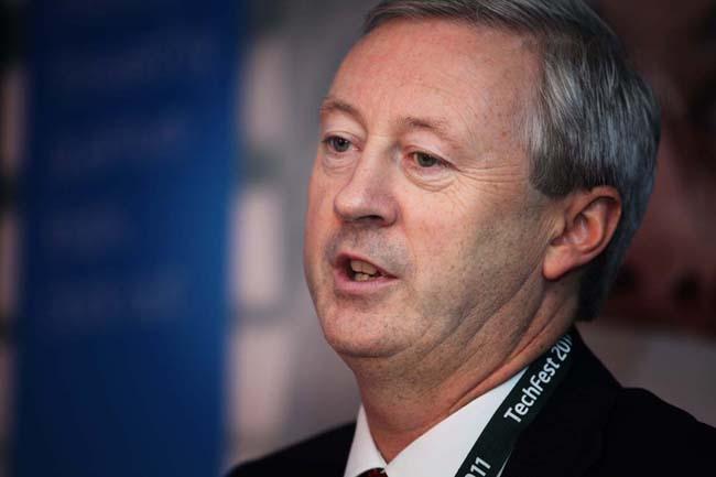 Intel's Martin Curley