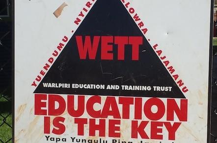 The Warlipiri Education and Training Trust