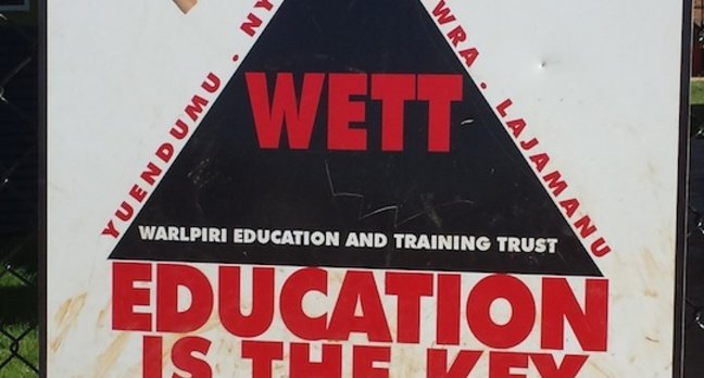 The Warlipiri Education and Training Trust