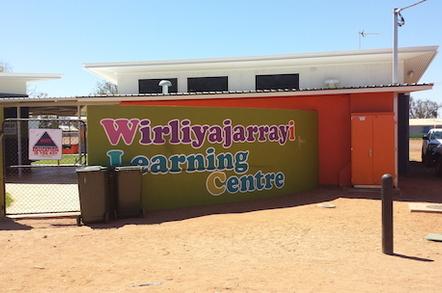 The Wirliyatjarrayi Learning Centre