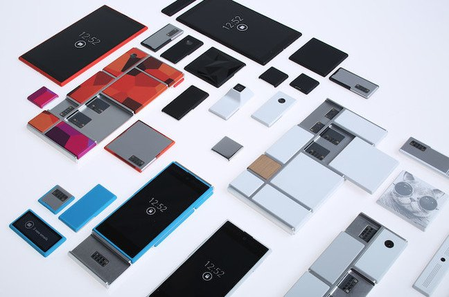 Project Ara - swappable hardware mobile