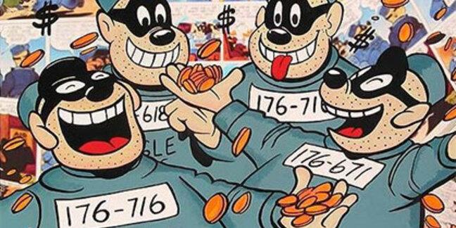 Disney's Beagle Boys