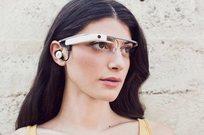 Photo of Google Glass version 2