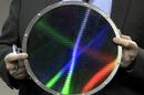 Memristor wafer