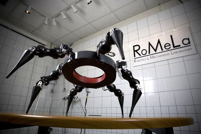 RoMeLa's MARS