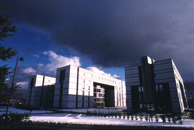 CERN Building 40. Copyright © CERN