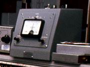 EMT 140 plate reverb controller