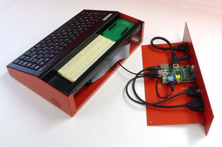 Fuze Raspberry Pi kit