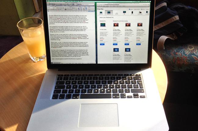 Apple MacBook Pro 15-inch 2013