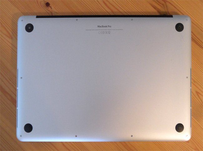 Apple MacBook Pro 15-inch 2013
