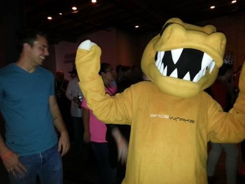 Spicerex says roar