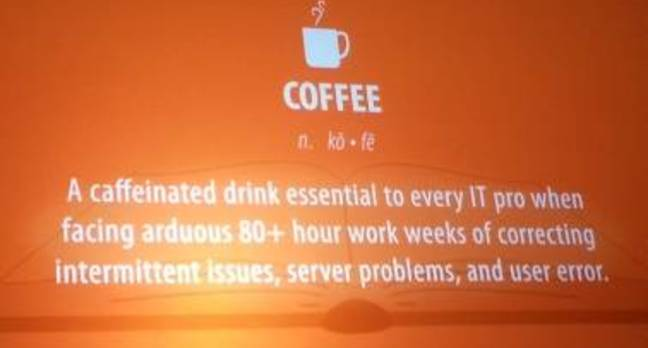 Sysadmin Coffee Index image