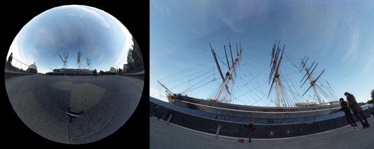 The Cutty Sark, Greenwich