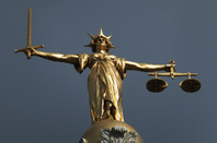 Old Bailey Lady Justice