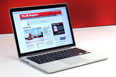 Apple MacBook Pro 13in late 2013