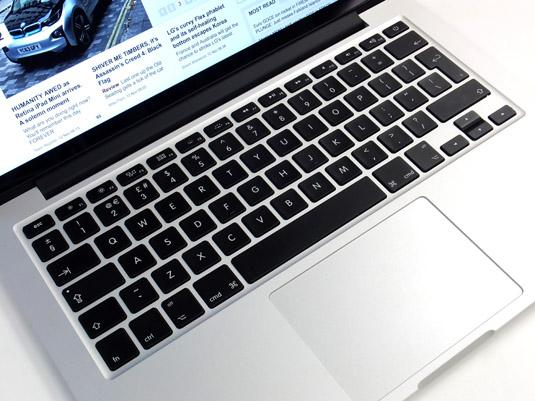 Apple MacBook Pro 13in late 2013 keyboard